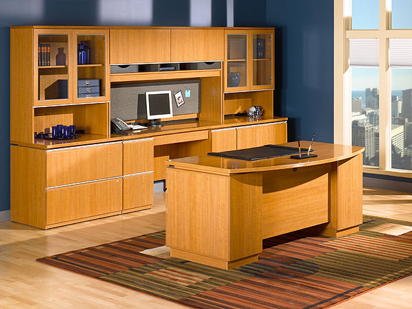 Bush Office Furniture photography